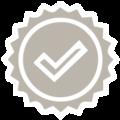 simbolo check tavola disegno