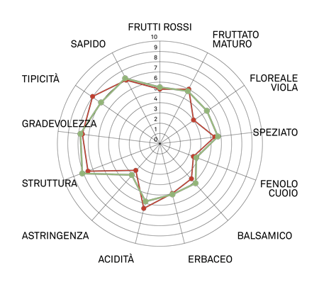 aromagramma cabernet sauvignon vcr19