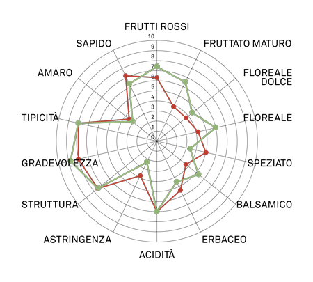 aromagramma carmenere vcr700