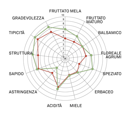 aromagramma garganega vcr39