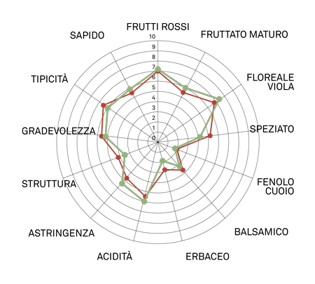 aromagramma lambrusco salamino vcr1