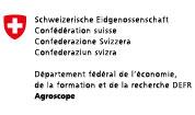Confederazione Svizzera Agroscope