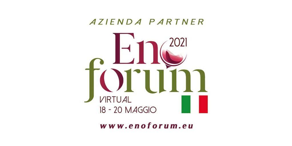 eno forum virtual www.enoforum.en azienda partner 2021 logo simbolo immagine